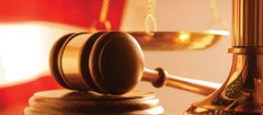 court legal law convictions