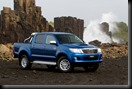 2011 Toyota HiLux SR5 Double Cab 4x4 Turbo Diesel