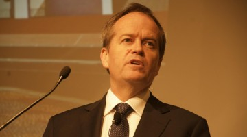 Bill Shorten labor
