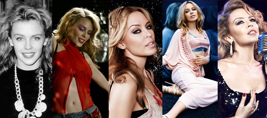 Kylie Minogue (The Cult of Kylie)