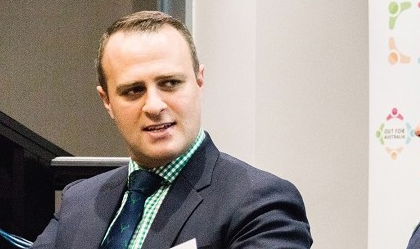 Human Rights Commissioner Tim Wilson.(File image; photo by Matto Lucas)