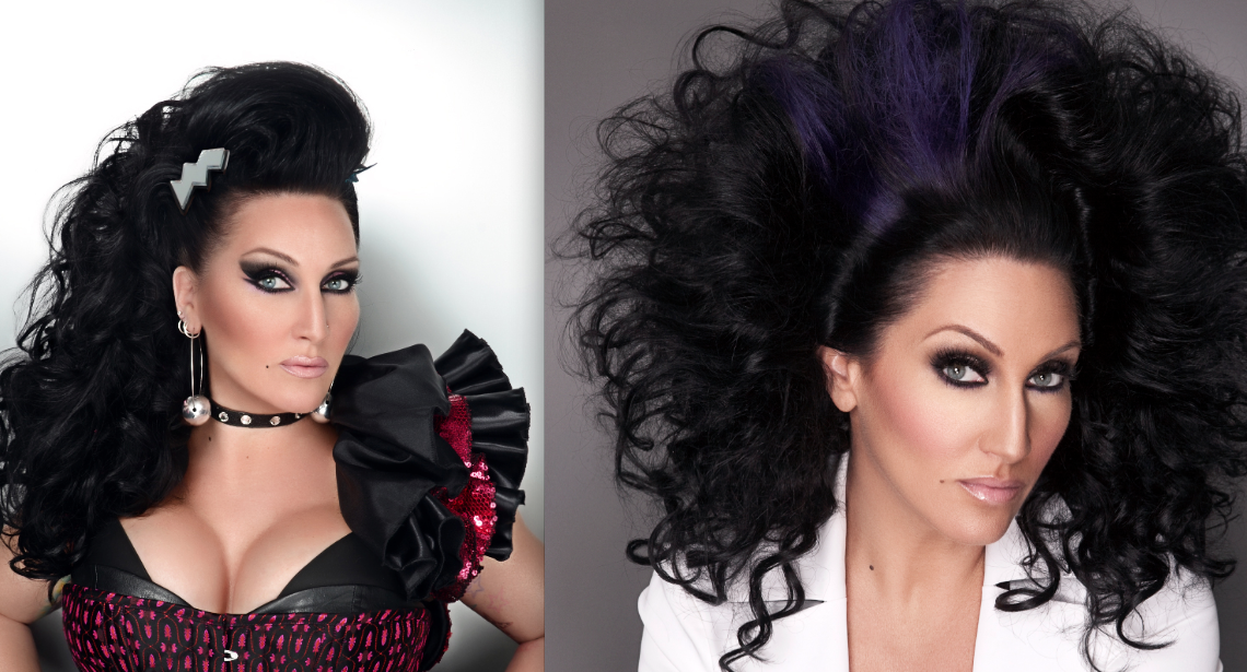 Michelle Visage, one of the judges on RuPaul's Drag Race, has a cult following.