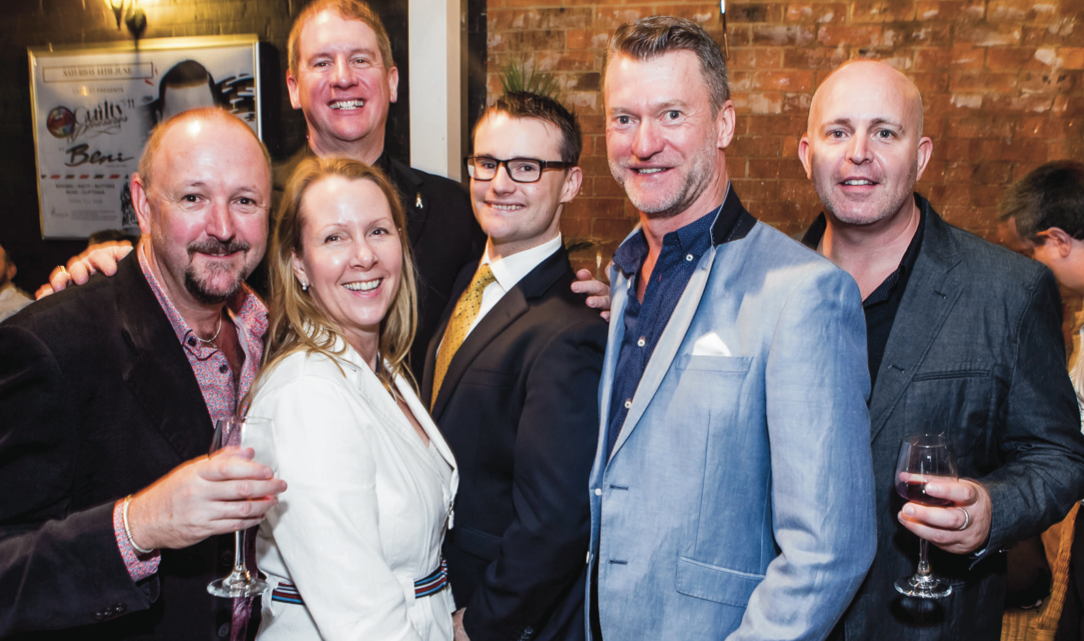 A snapshot from one of the many networking events put on by the Brisbane GLBN. (PHOTO: Brendan Burke)