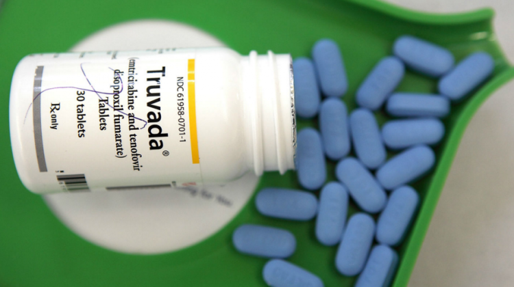 Truvada prep HIV pills trial