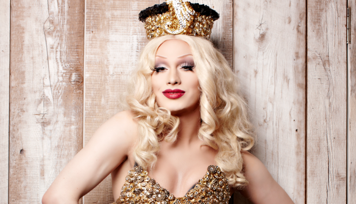 RuPaull's Drag Race season five winner Jinkx Monsoon (Supplied photo)