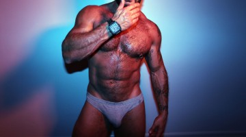 Rogan Richards. (Image supplied by Rogan Richards.)