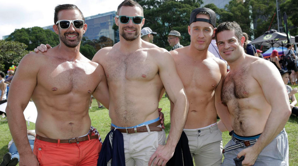 Sydney Gay and Lesbian Mardi Gras Fair Day 2016 (PHOTO: Ann-Marie Calilhanna; Star Observer)