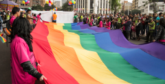 Colombia is the latest country to have marriage equality. (PHOTO: Diego Cambiaso; via Flickr)