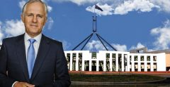 malcolm turnbull canberra parliament