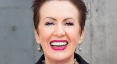Clover Moore has been re-elected as the mayor of Sydney in a landslide victory. Picture: Clover Moore's Facebook