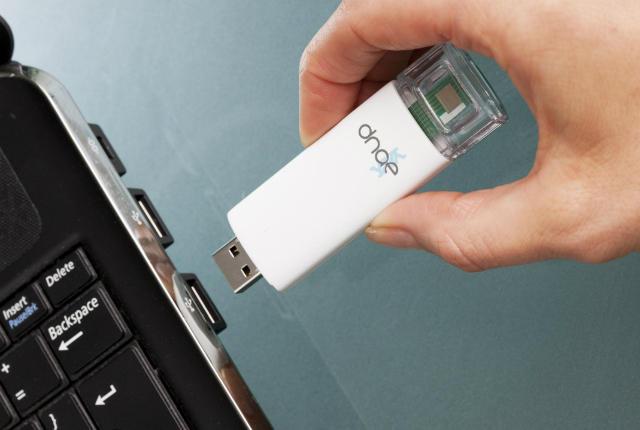 USB HIV Test