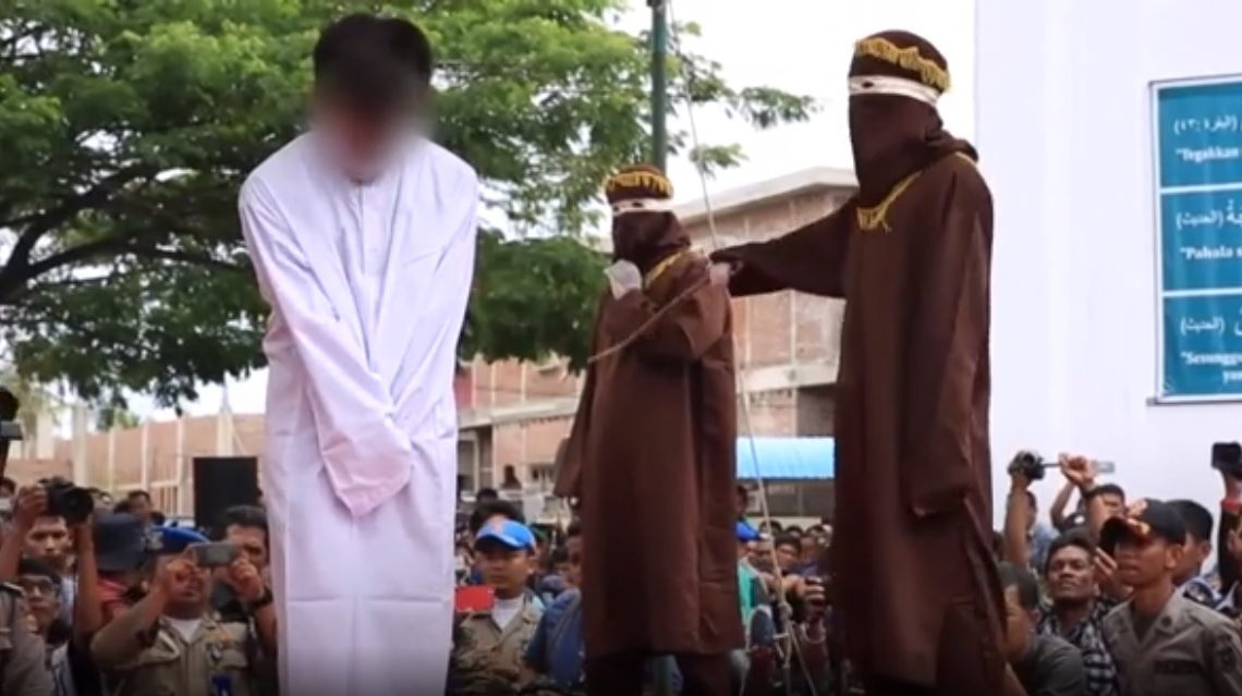 Indonesian men caned for gay sex while onlookers cheered - Star Observer - 웹