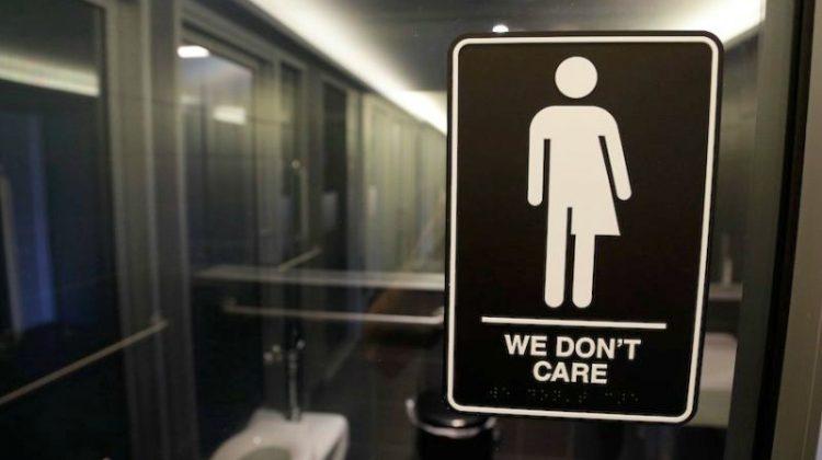 trans unisex bathrooms gender