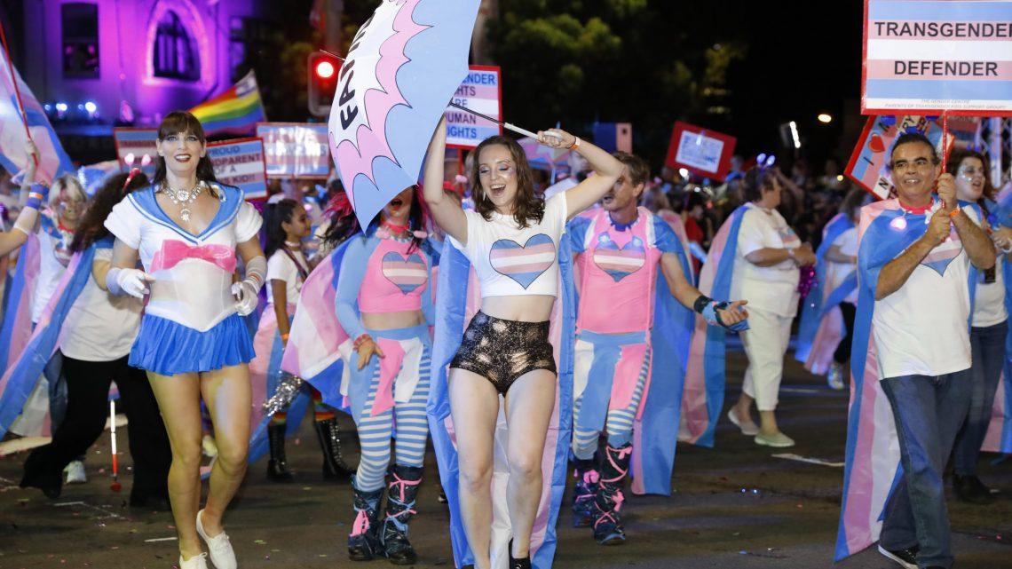trans sydney pride world health organisation