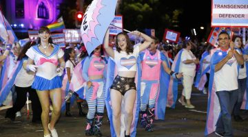 trans sydney pride world health organisation
