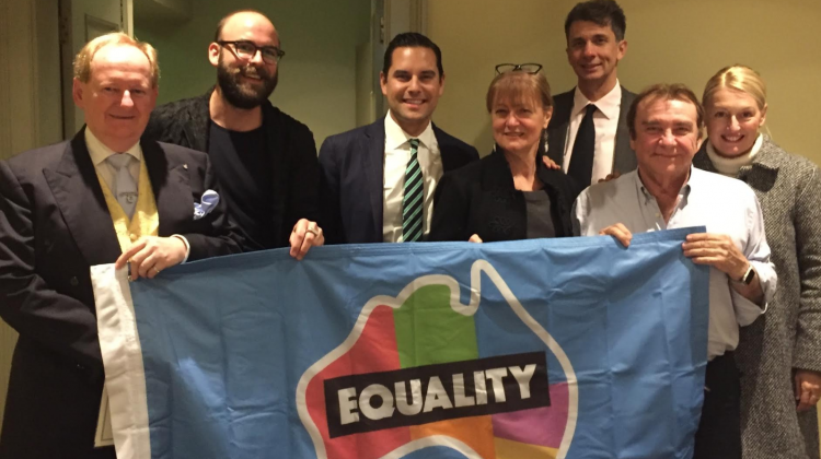 Alex Greenwich council equality