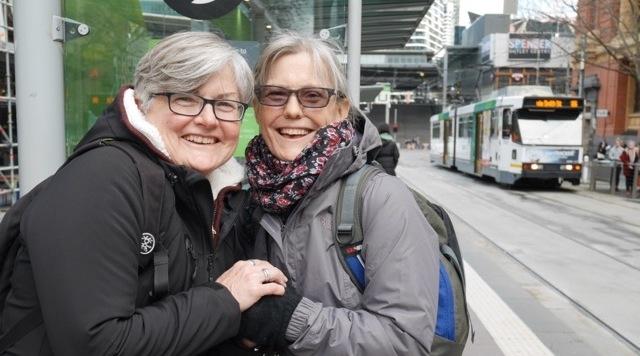 older lesbian women