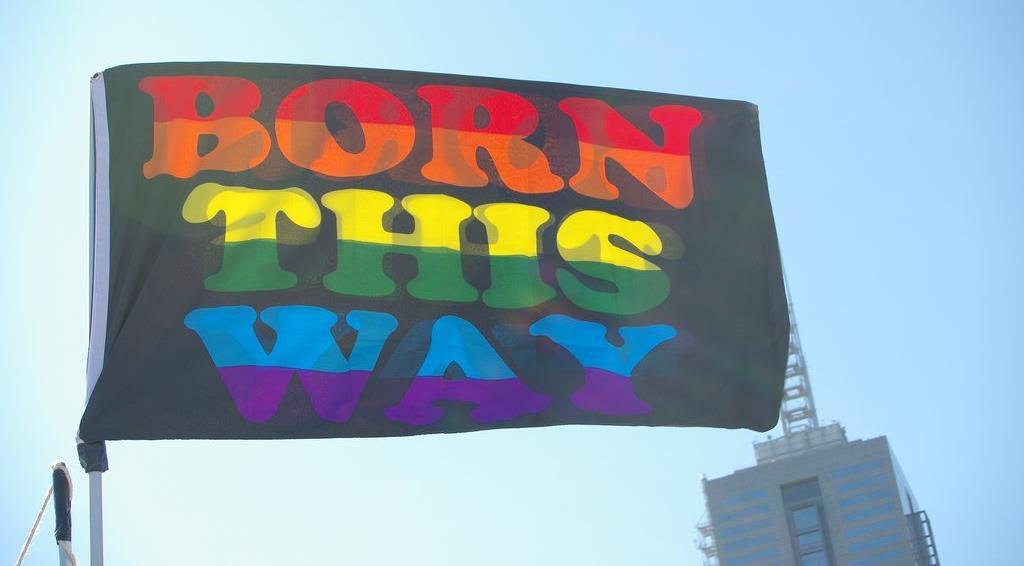 pride rainbow flag regional