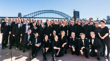 sydney gay and lesbian choir