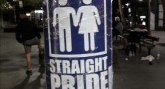 Straight Pride disordered