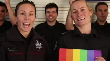 firefighters fire victoria vote marriage