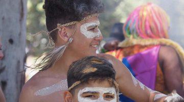 indigenous aboriginal pride support