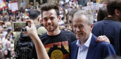 bill shorten marriage equality poll eligible