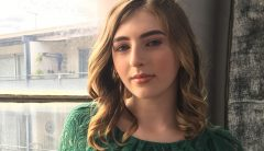 Georgie Stone trans afl pride game