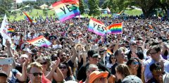 marriage equality yes rainbow pride centre