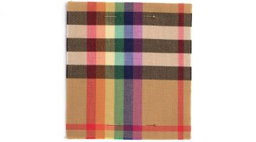 burberry rainbow