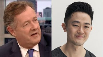 benjamin law piers morgan
