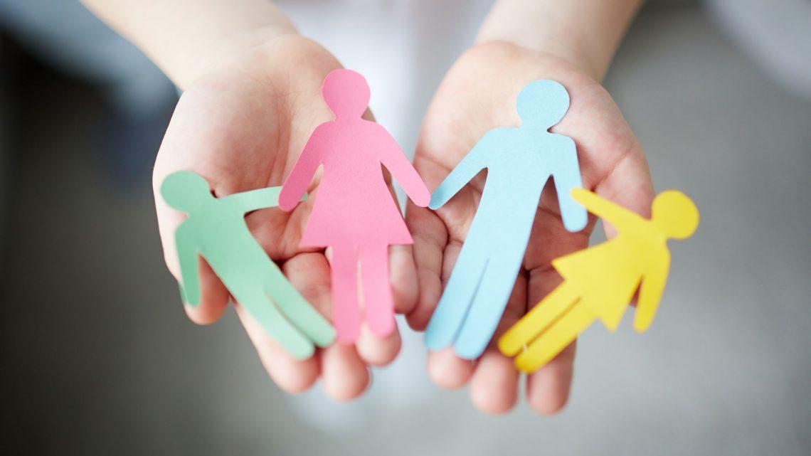 rainbow families kids parents gender