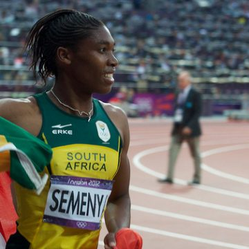 caster semenya runner athletes
