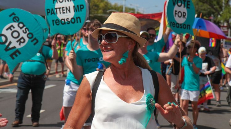 fiona patten reason party sex workers midsumma