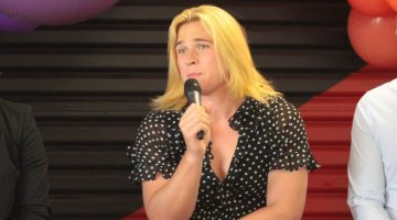 Hannah Mouncey afl football trans