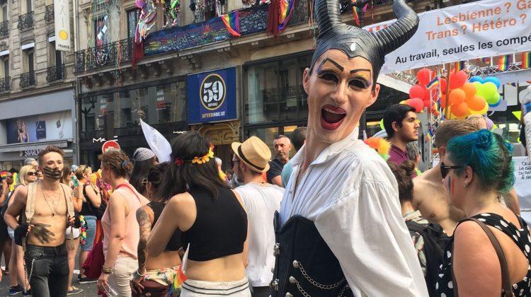 paris gay pride 2018