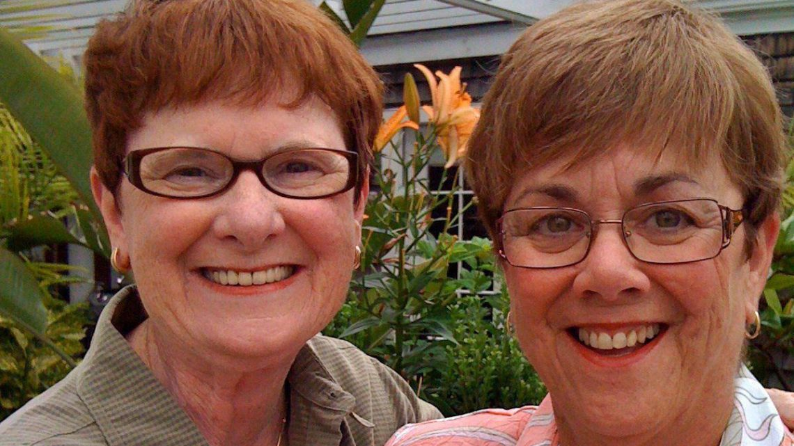mary walsh and bev nance lesbian couple