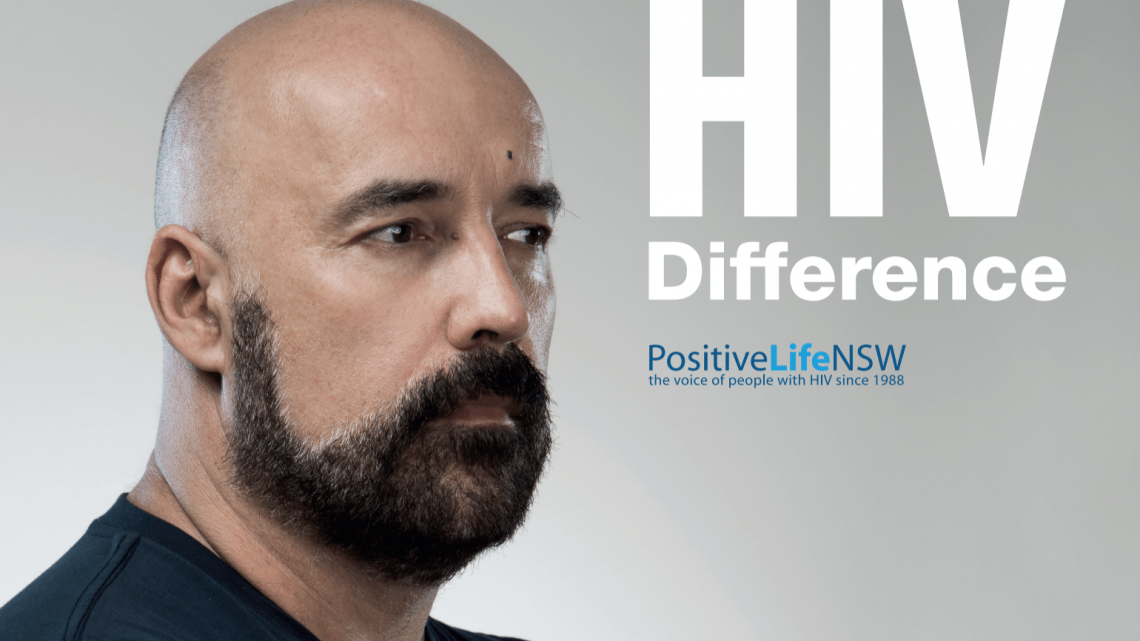 hiv difference positive life