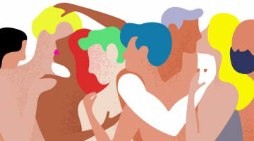 polyamory group multicultural bodies