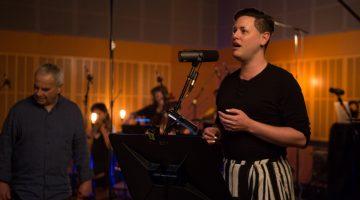 esther rix kristian zorino the recording studio abc tv