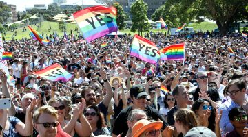 equality green yes vote marriage equality
