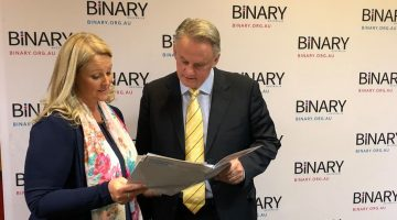 mark latham anti-transgender anti-pc P&C binary australia kirralie smith
