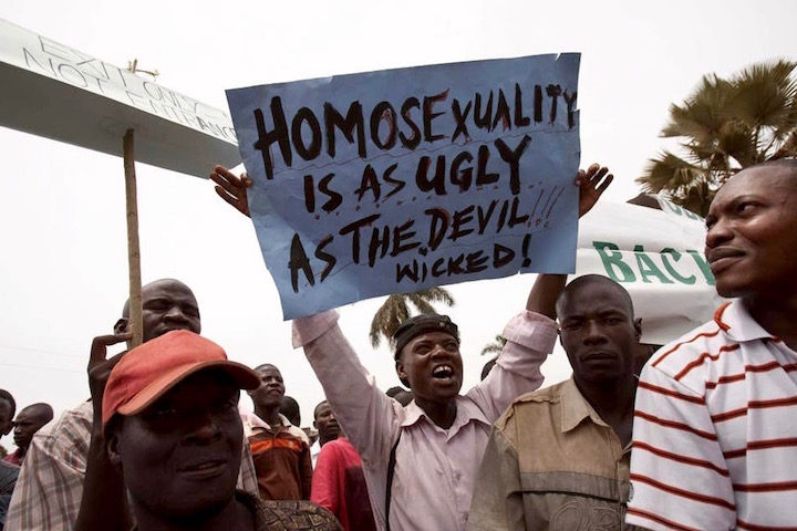 Uganda government denies report of re-introduction of anti-gay bill