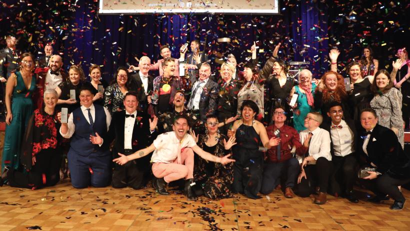 Congratulations to the 2019 GLOBE Community Awards winners